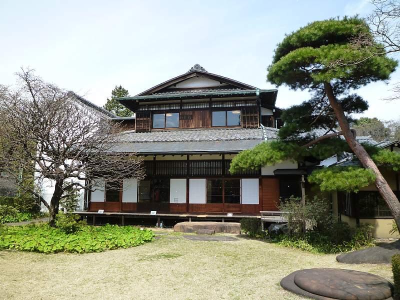 三井家西麻布邸