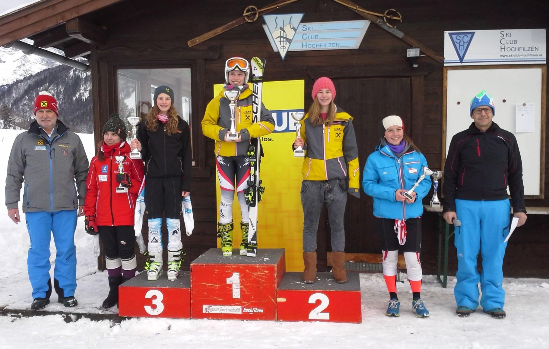 Sieg für Magdalena Schwaiger und 3. Rang für Monika Widmoser