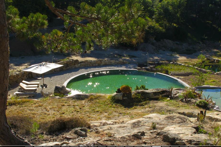 Domaine du Taillé en Ardèche