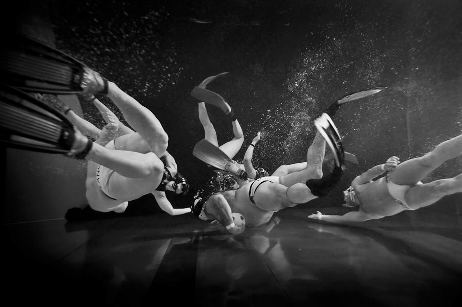 Teamgeist |Foto: Lars Schwertfeger