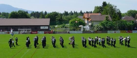 MGF am Kreismusiktag Lerchenfeld