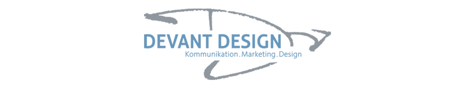 Devant Design Kommunikation.Marketing.Design Logo