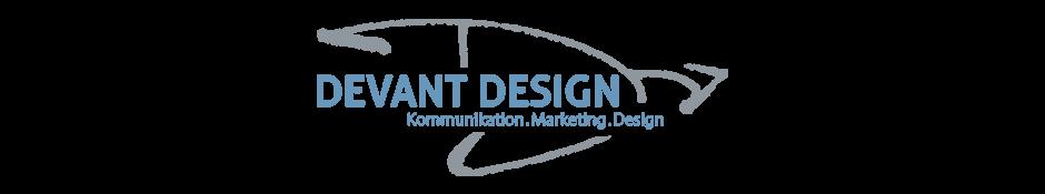Devant Design Kommunikation.Marketing.Design Logo