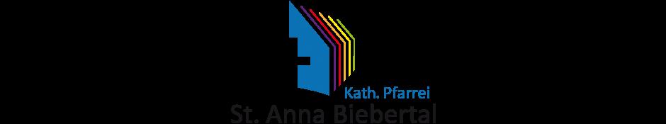 Kath. Pfarrei St. Anna Biebertal Logo