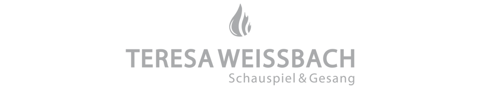 Teresa Weißbach Schauspiel & Gesang Logo