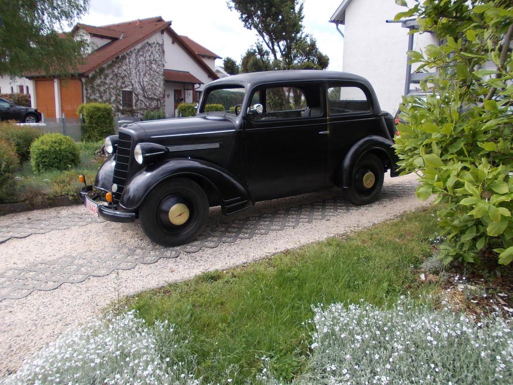Opel 1.3ltr. 1934-Fahrbereit