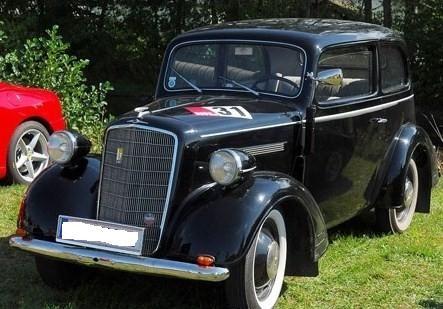 Opel 1.3ltr. Bj 1935 2-Türer-Fahrbereit