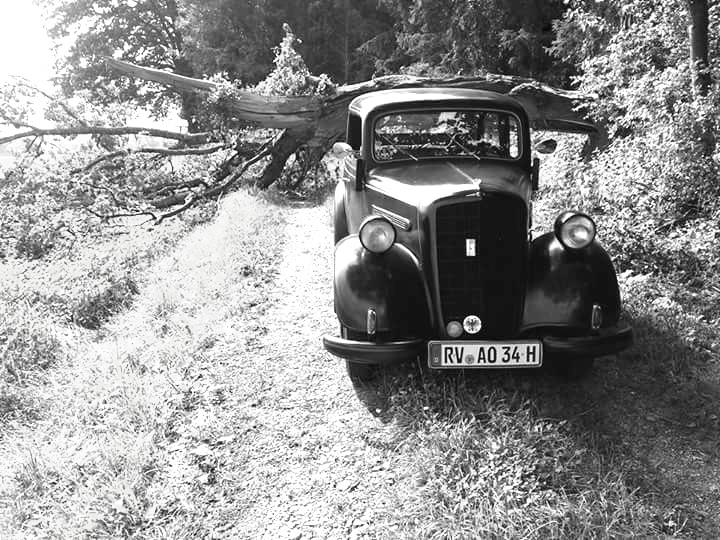 Opel 1397 LZ Bj. 1934 C.M.