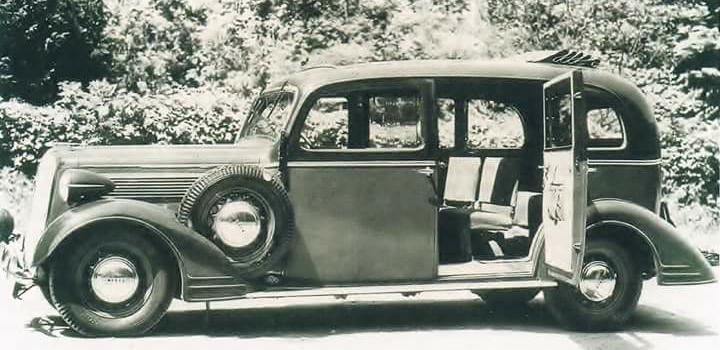 Opel Super 6 Pullman