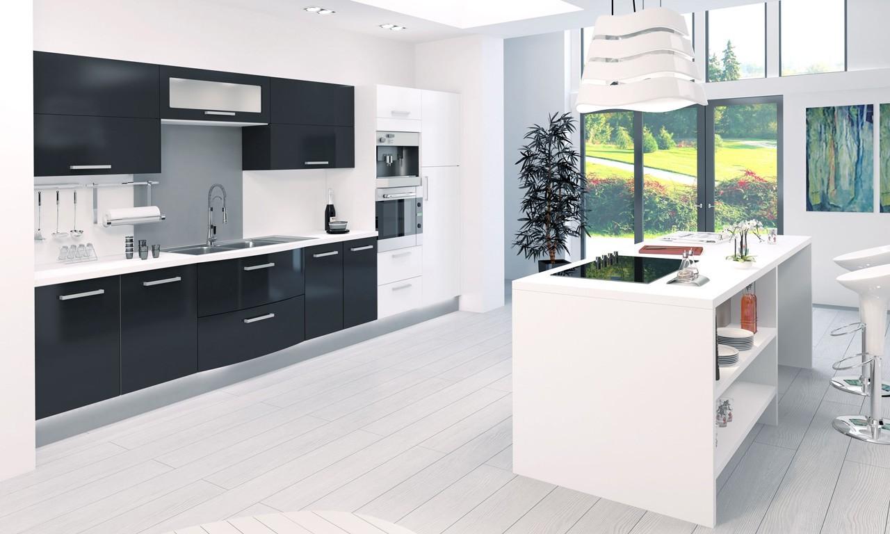 Cuisine - Créa Cuisine Le Rouret - Cuisine, Bains, Rangements