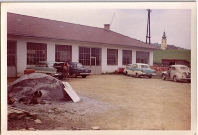 1960 - Es wird bereits gearbeitet