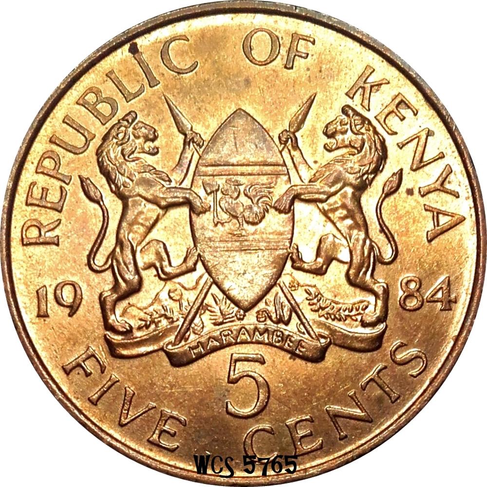 Kenya - World Coin Shop