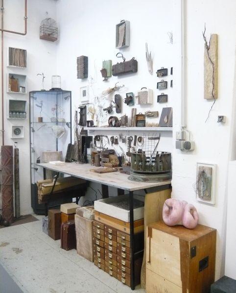 Offenes Atelier Eva Ademi