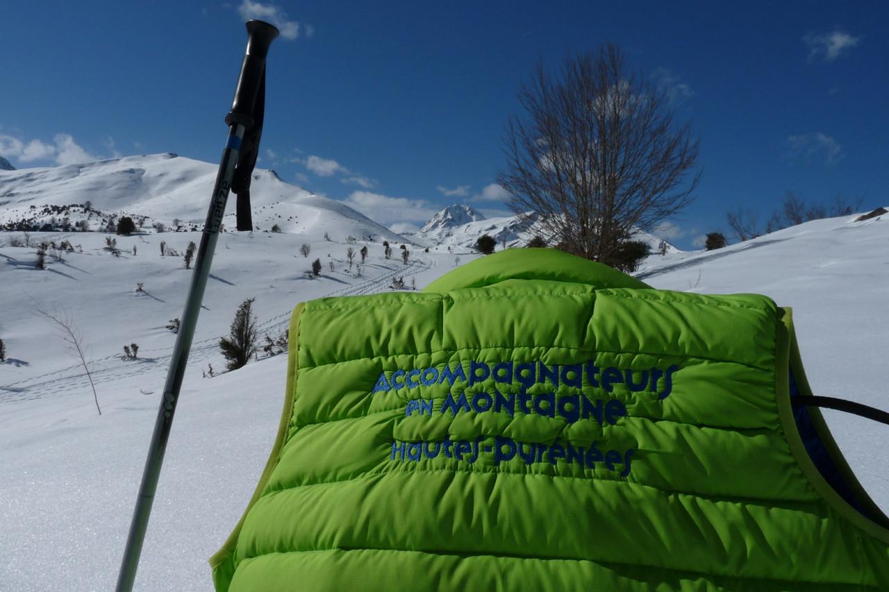 Accompagnateur... en montagne