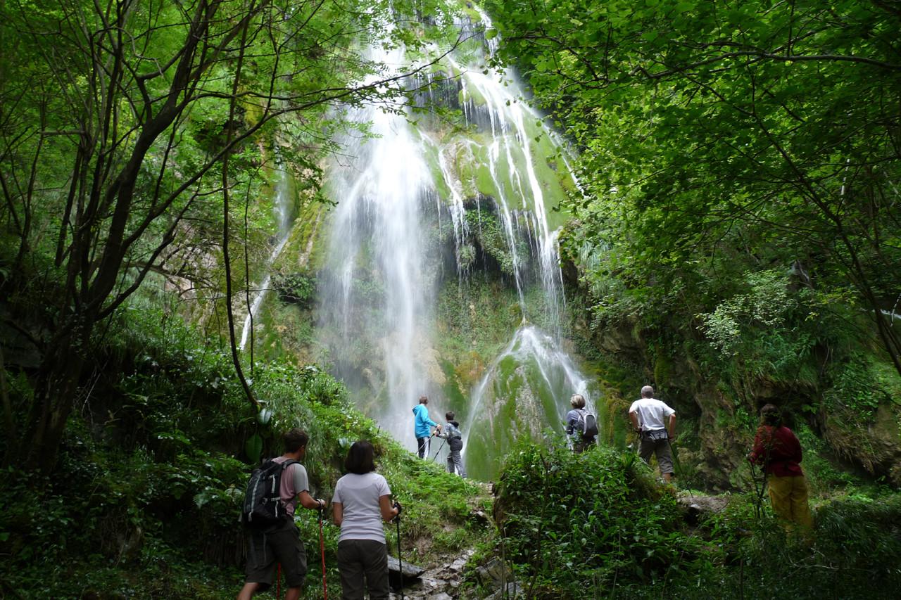 Cascade d'Esparros