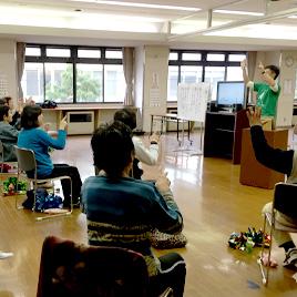 有線寺子屋 第13回音楽健康講座