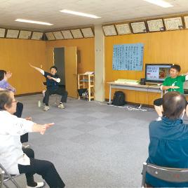 有線放送 寺子屋 第29回 ハッピー・ラッキー・いきいき講座