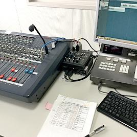 有線寺子屋 第14回なりきりアナウンサー体験講座