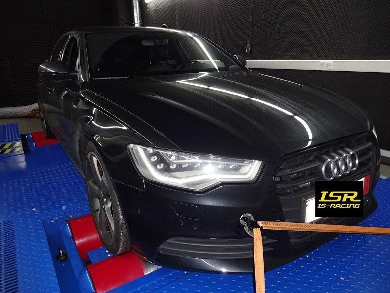 leistungssteigerung audi a6 4f - is-racing