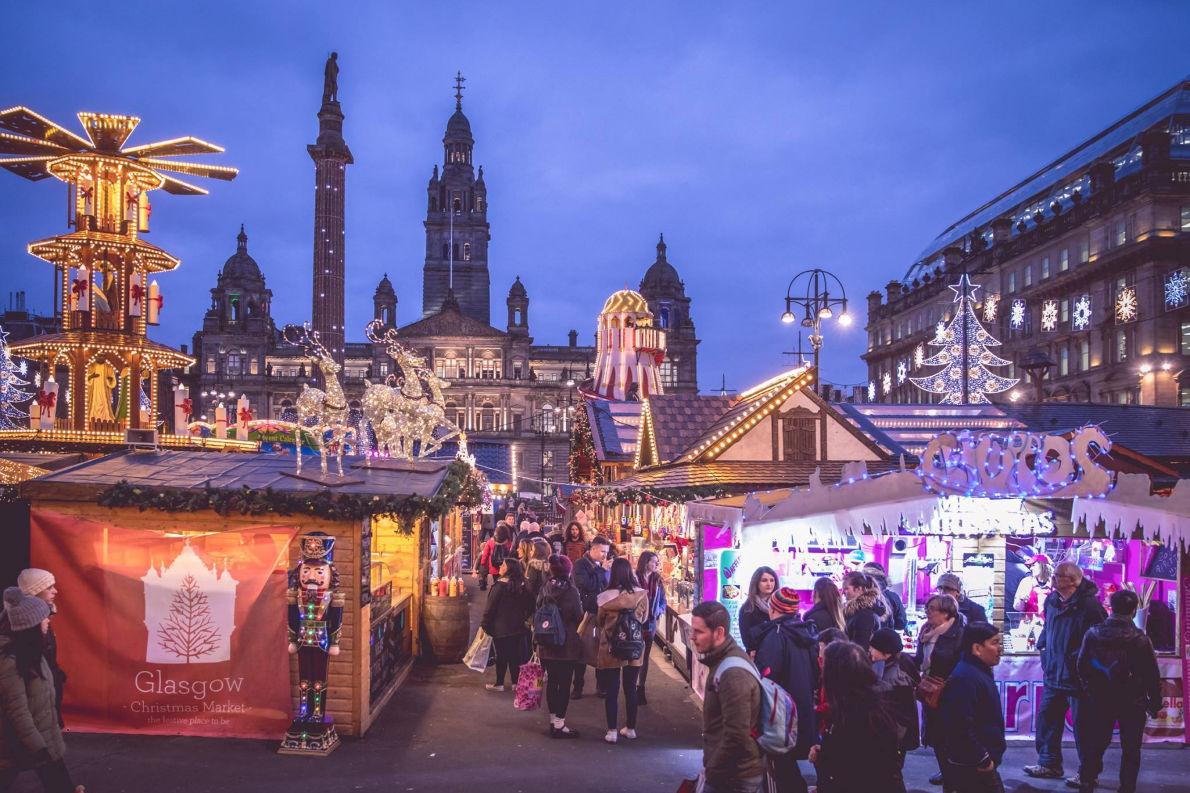 Christmas in Glasgow - Copyright Visit Glasgow  -  European Best Destinations