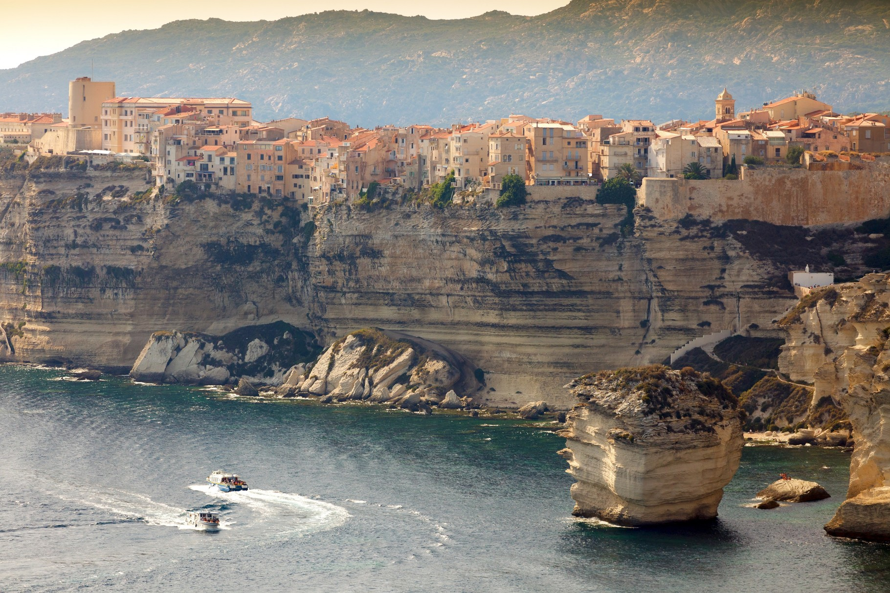Bonifacio Copyright Stephane Bidouze - best hidden gems in Europe - European Best Destinations
