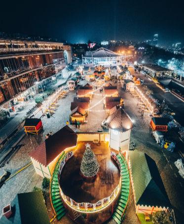 Tbilisi Christmas Market
