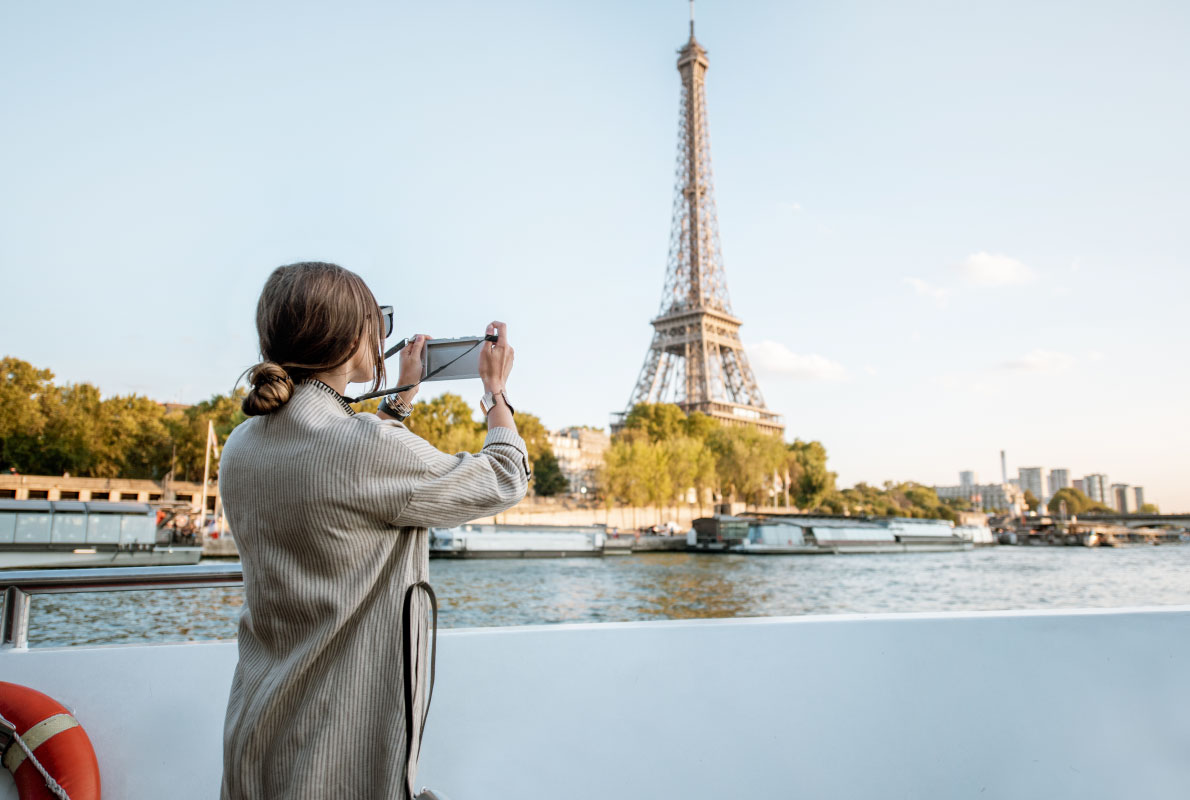Seven wonders of Euorpe - The Eiffel Tower