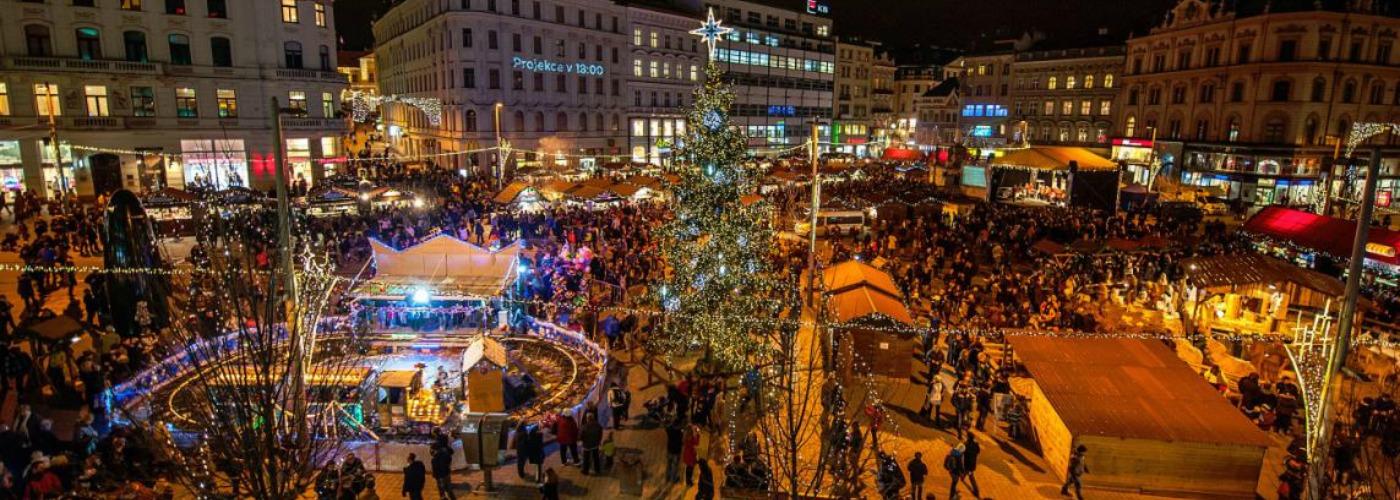 Christmas-Brno
