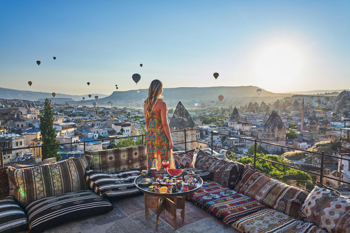 Best places to visit in Turkey - Cappadocia - Copyright Sadik Yalcin - European Best Destinations