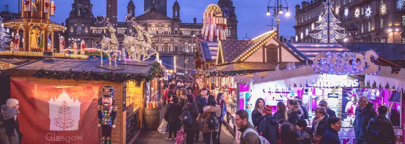 Christmas-Glasgow