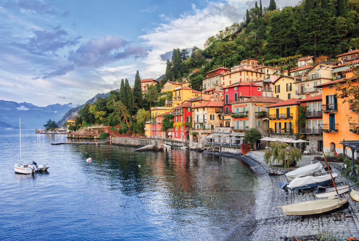 Lake Como - George Clooney -  Best celebrities destinations in Europe - Copyright Boris Stroujko - European Best Destinations