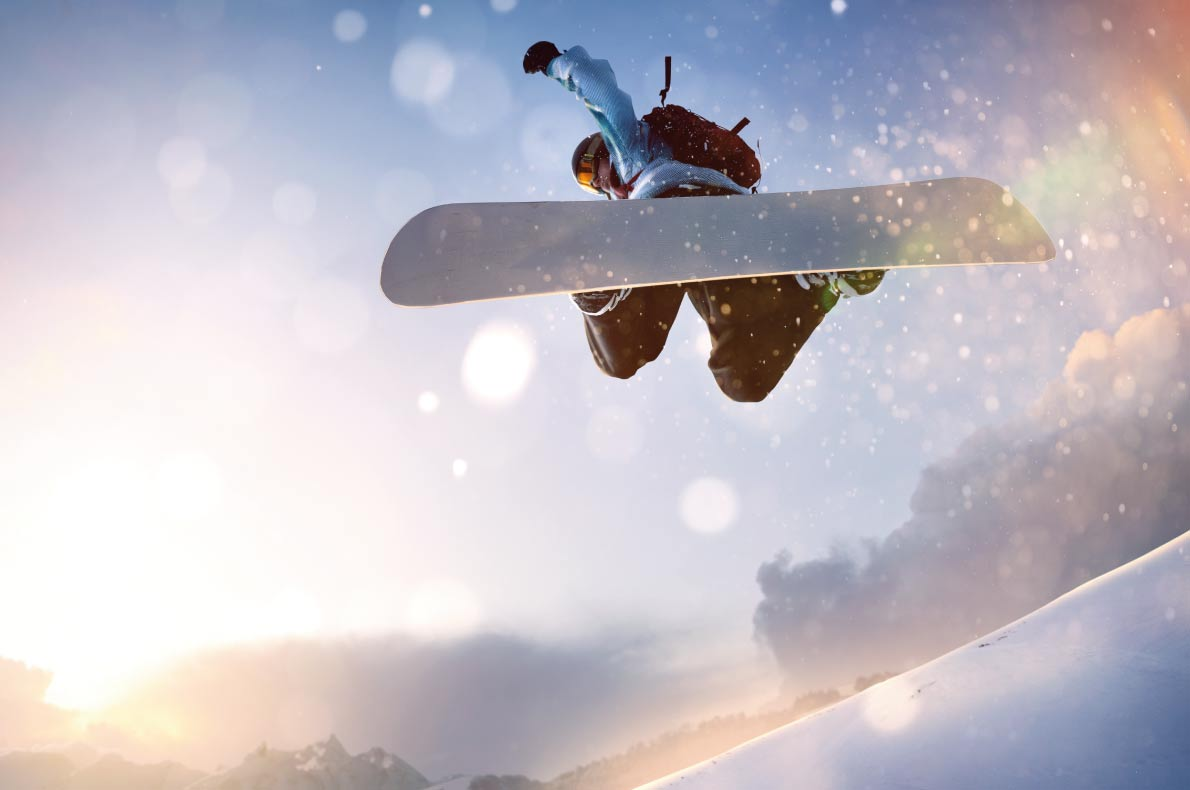 Best snowboard destinations in Europe - Laax - Copyright lassedesignen - European Best Destinations