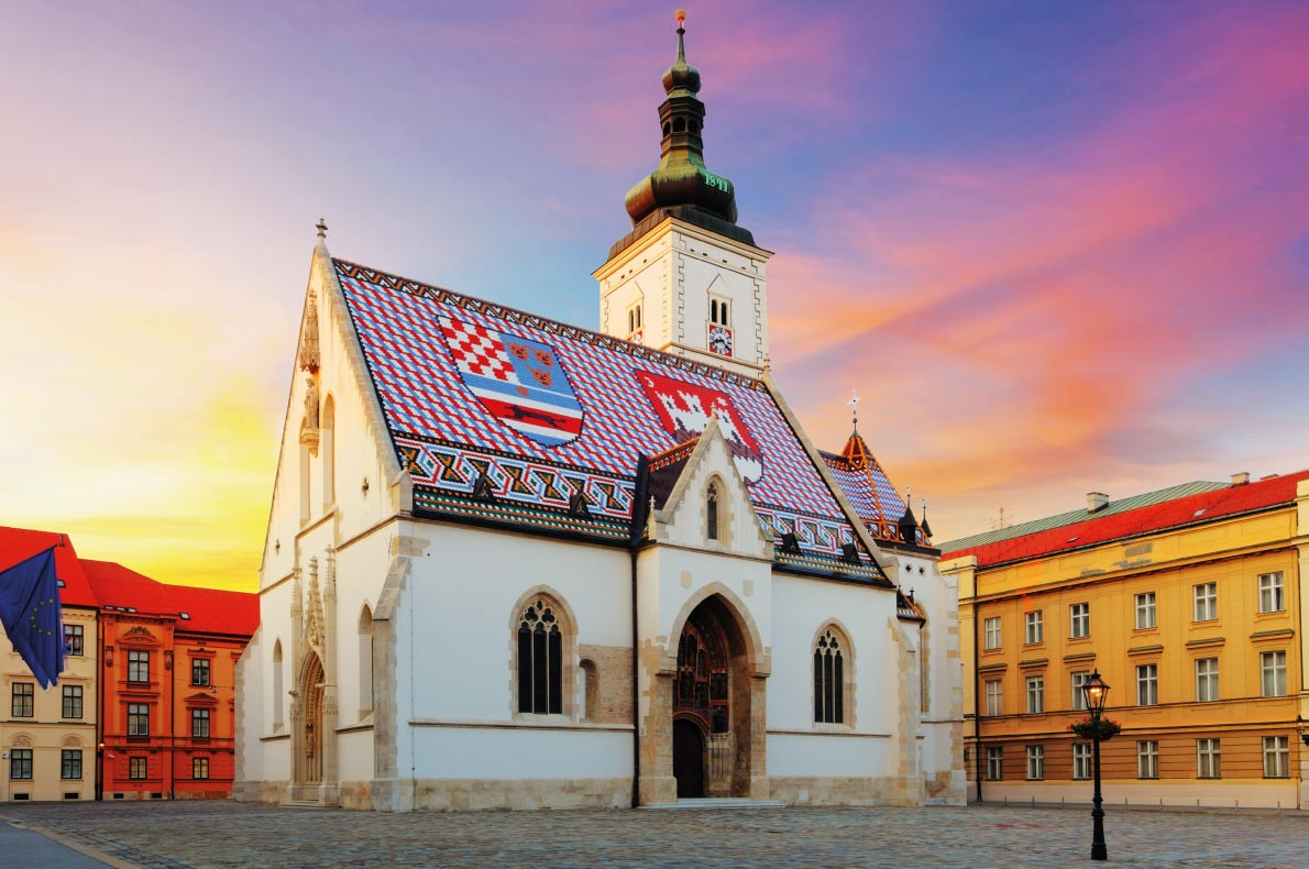 Safest destinations in Europe - Zagreb Copyright TTstudio   - European Best Destinations