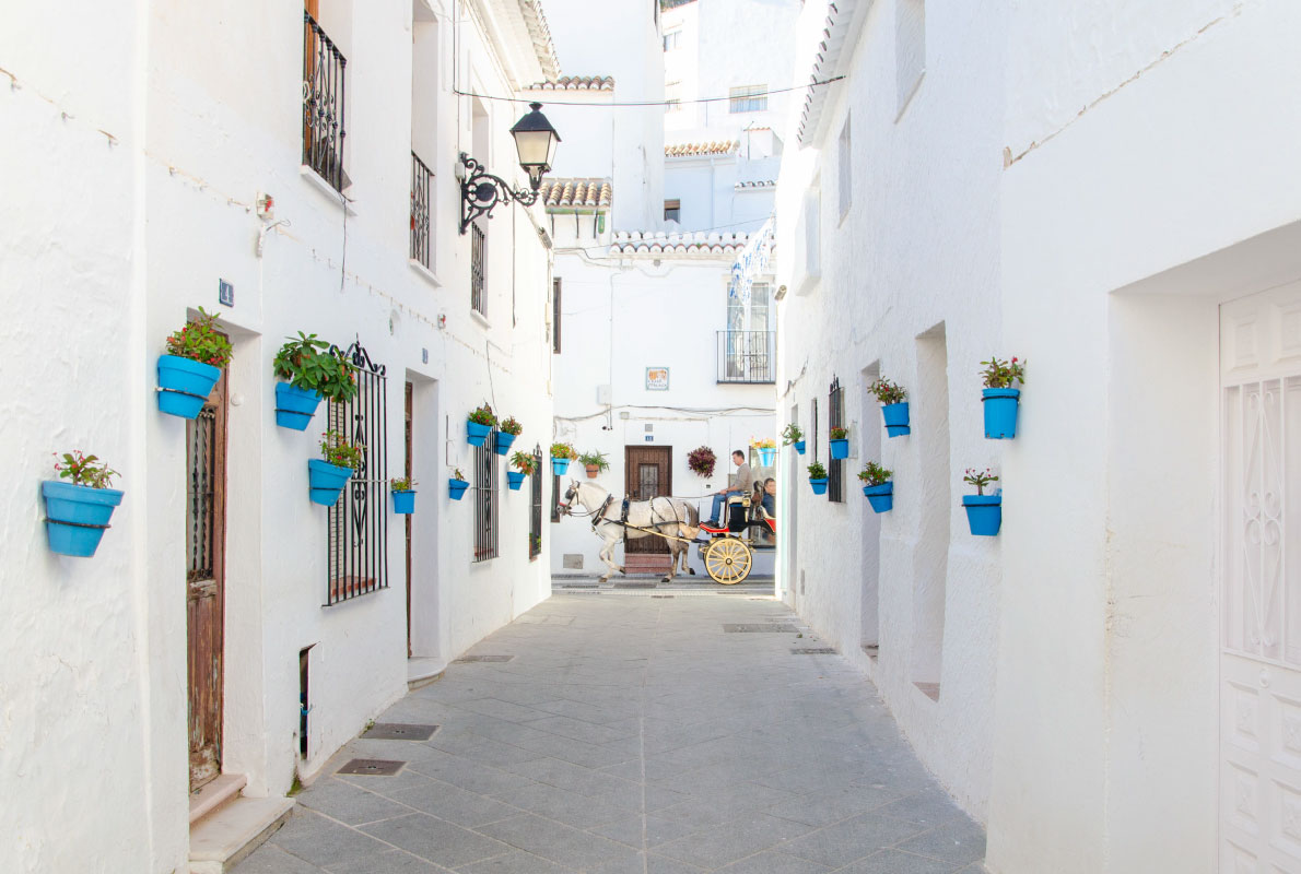 Mijas - Andalucia - Best destinations for sun in winter - Copyright Alexander Tihonov- European Best Destinations