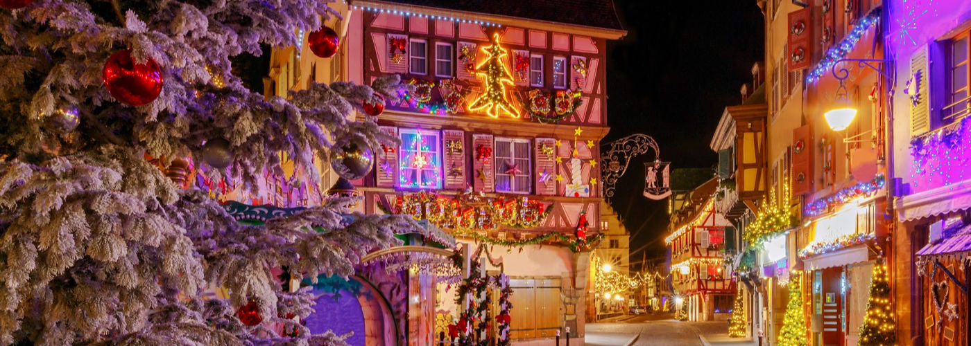 Best Christmas Lights in Europe