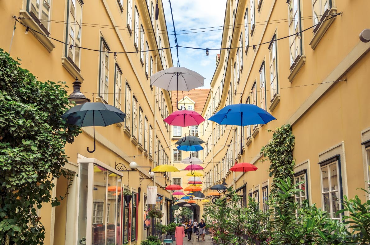 Leaving the USA - Best destinations to live in Europe for american expats - Vienna copyright Creativan