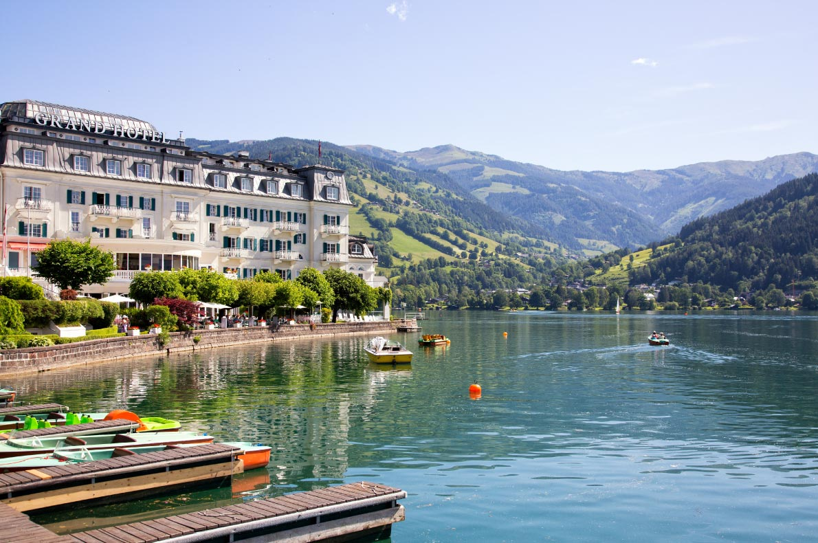 Best hidden gems in Austria - Zell am See  - Copyright Fortgens Photography Shutterstock - European Best Destinations
