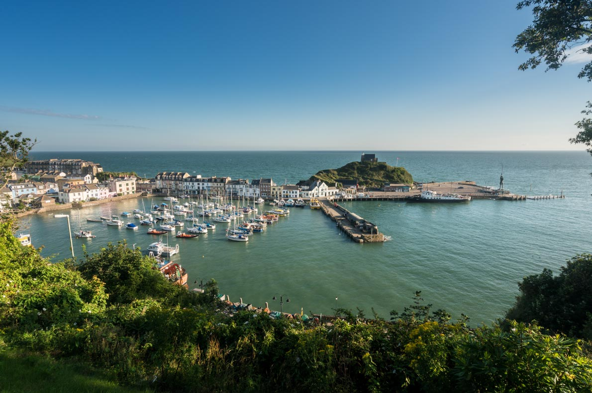 Best hidden gems in Englad - Ilfracombe copyright  Steve Heap  - European Best Destinations