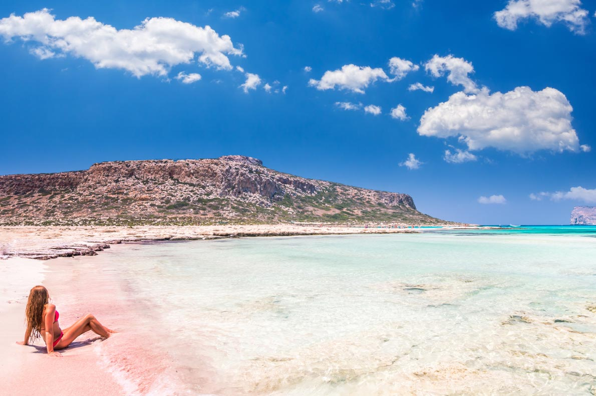 Best things to do in Greece - Balos Lagoon - Copyright Lucian Bolca - European Best Destinations