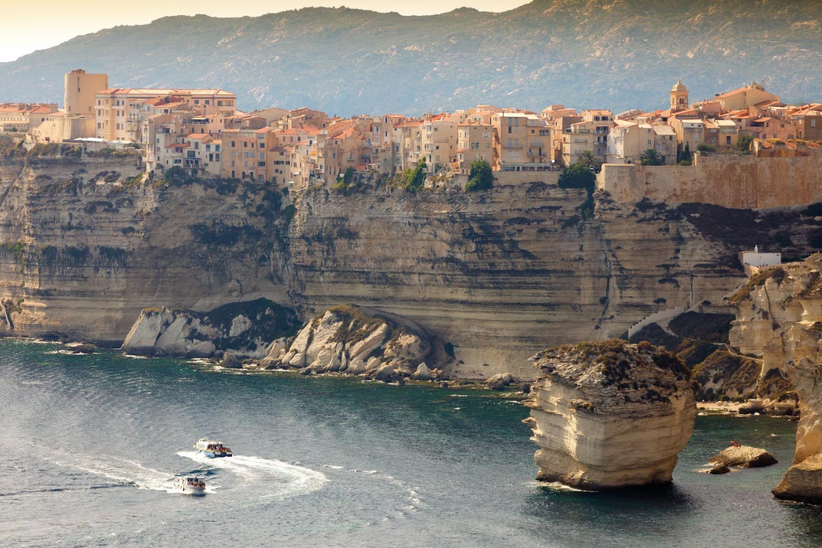 Most beautiful landscapes in Europe - Bonifacio - Copyright Stephane Bidouze - European Best Destinations