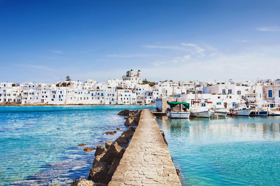 Best hidden gems in Greece - Paros coppyright  Kite_rin - European Best Destinations