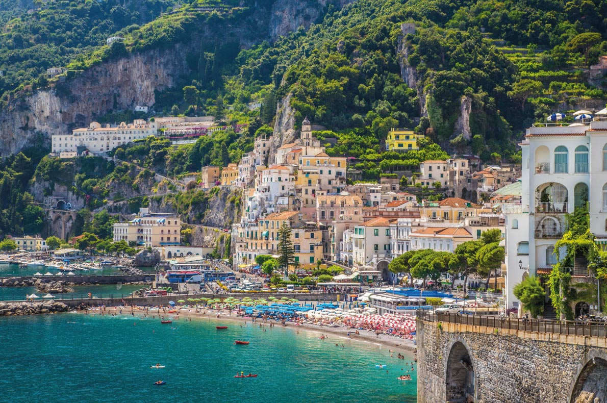 Amalfi - Best hidden gems in Europe - Copyright Canadastock - European Best Destinations