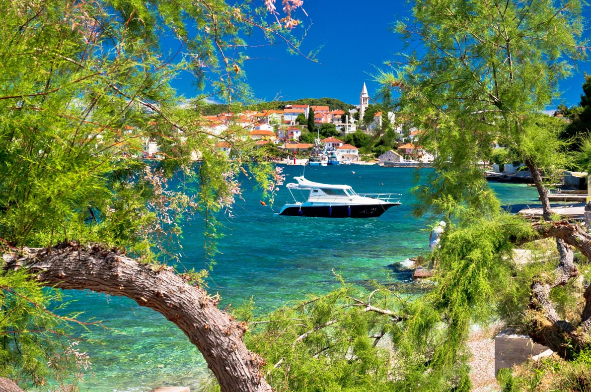 Best hidden gems in Croatia - Kali - copyright xbrchx - European Best Destinations