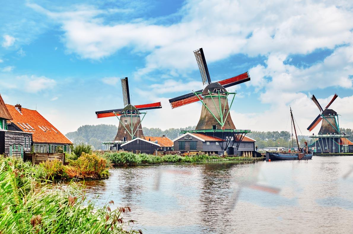 Best things to do in The Netherlands - Zaanse Schaans - Copyright  V_E- European Best Destinations