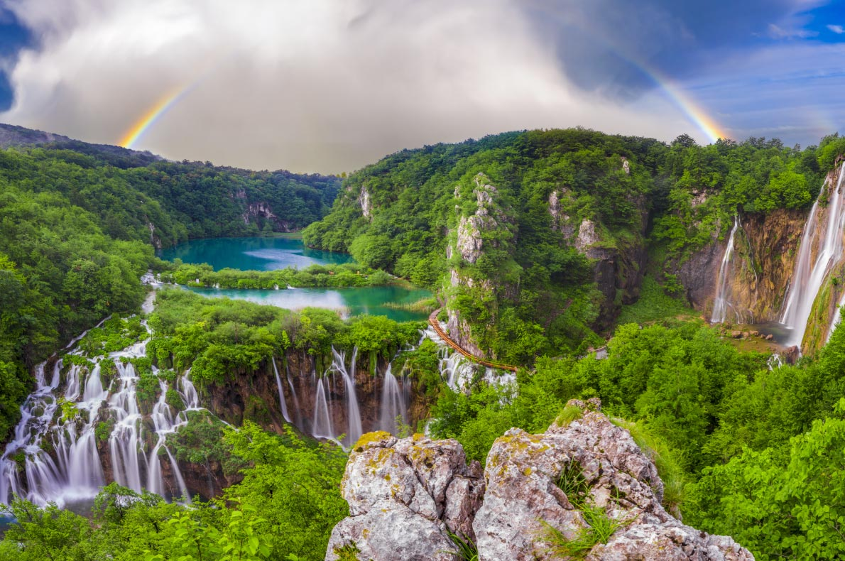 Best natural treasures in Croatia - Pltivice National Park - Copyright Mike Mareen - European Best Destinations