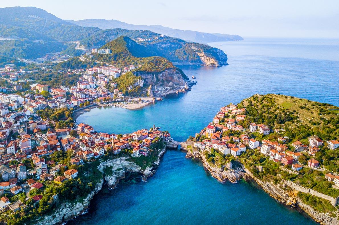 Best hidden gems in Turkey - Amasra copyright Koray Bektas - European Best Destinations