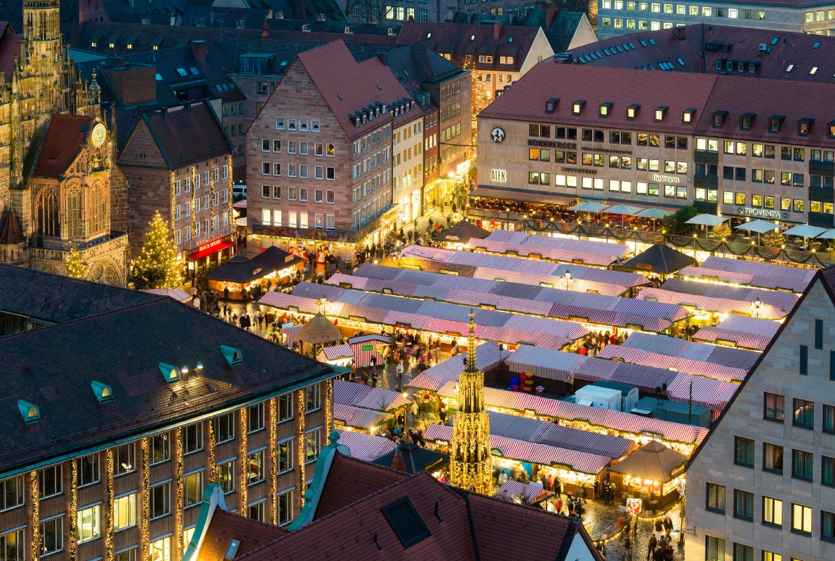 Nuremberg Christmas Market - © Uwe_Niklas