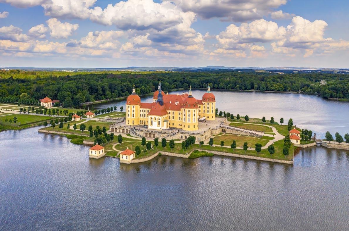 Best Castles in Germany - Moritzburg Castle copyright immodium - European Best Destinations