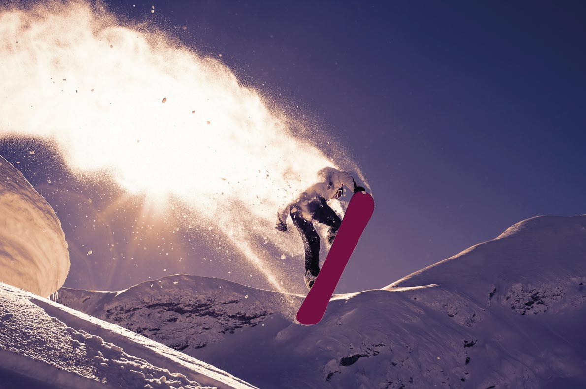Best snowboard destinations in Europe - Saas Fee in Switzerland - Copyright c - European Best Destinations