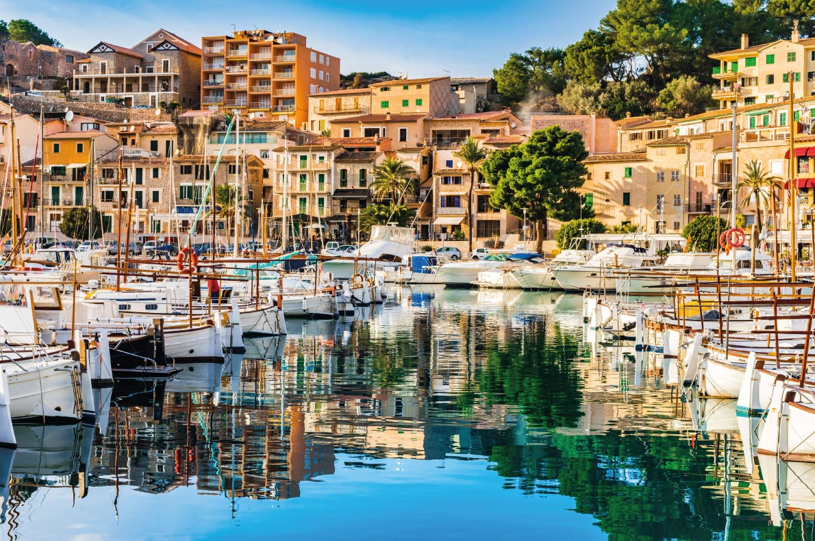 Soller - Best hidden gems in Europe - Copyright Vulcano -  European Best Destinations
